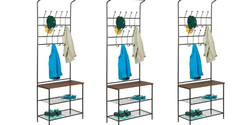 Honey-Can-Do Coat & Shoe Rack Only $38 Shipped on Amazon