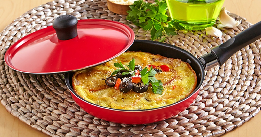 "IMUSA 6"" Egg Casserole with Handle"