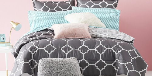 Complete Bedding Sets from $34.99 on JCPenney.com (Regularly $110+) | Perfect for Dorms