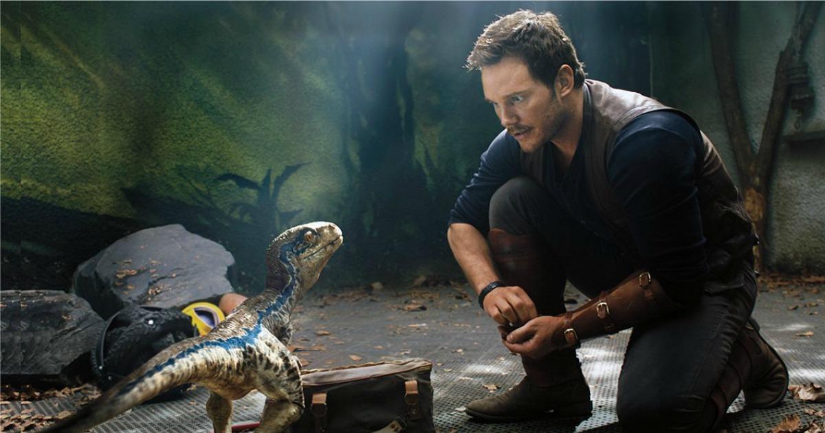 Jurassic World Fallen Kingdom still shot from the movie