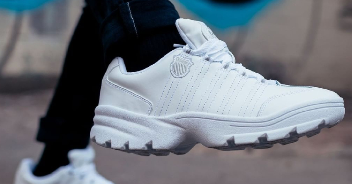 Off K-Swiss Shoes for the Family on Zulily