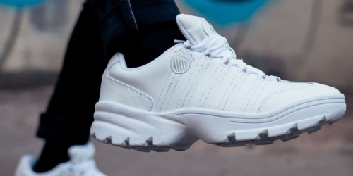 Up to 75% Off K-Swiss Shoes for the Family on Zulily