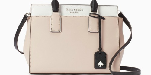 Kate Spade Satchel Only $95 Shipped (Regularly $399)