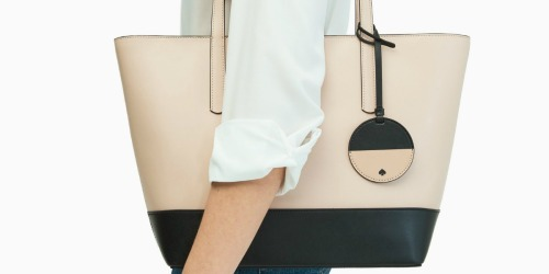 Kate Spade Large Tote Only $89 Shipped (Regularly $329)
