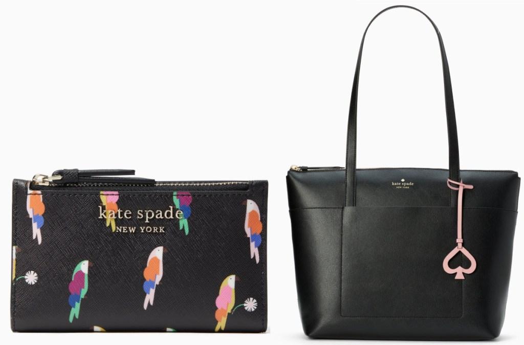 kate spade new york wallet and handbag