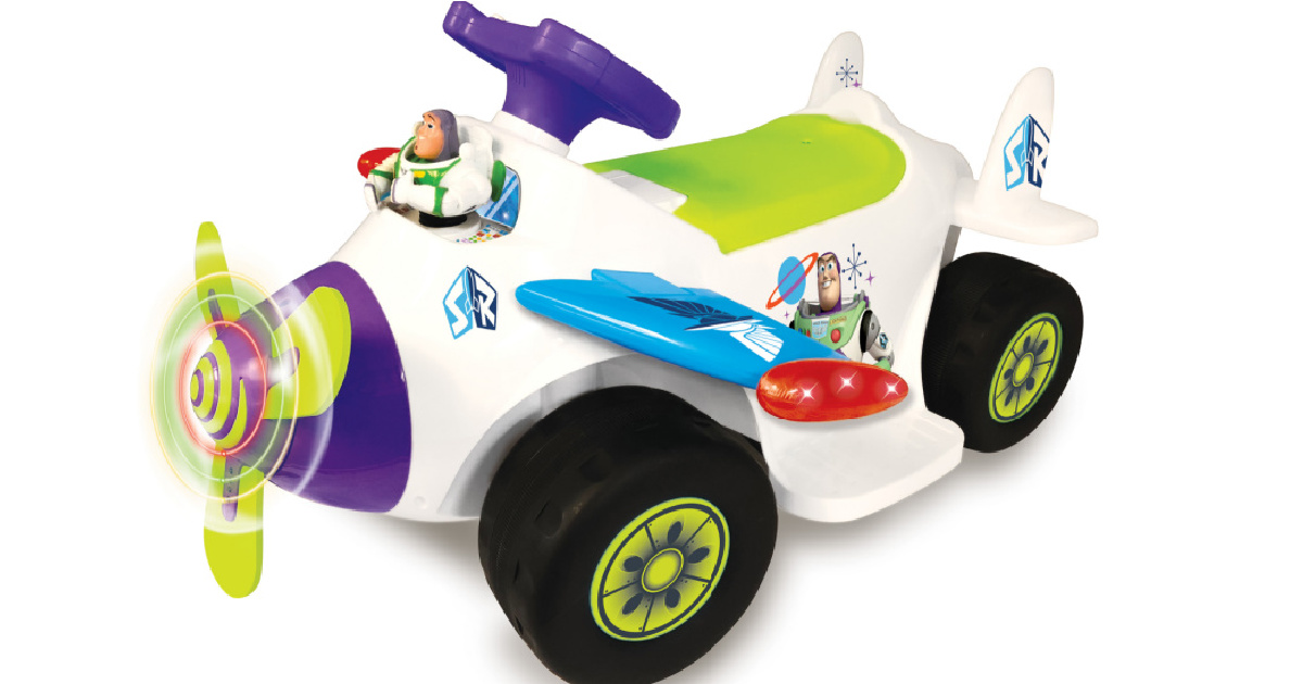 buzz light year from toy story 4 ride on vehicle for kids