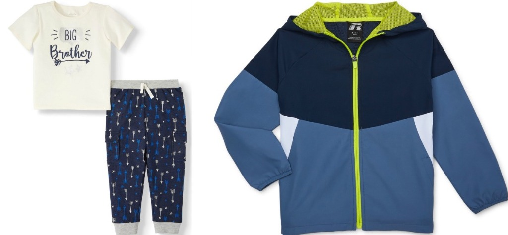 baby boys outfit and kids jacket