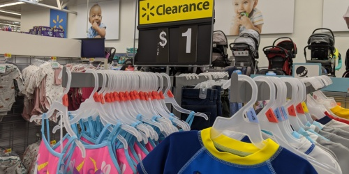 Kids Apparel from $1 at Walmart | Swimsuits, Pajamas & More