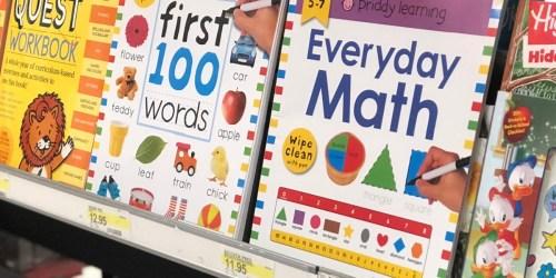 Kids Educational Workbooks from $4.89 on Zulily.com