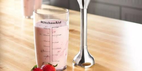 KitchenAid Immersion Blender Just $29.99 on Zulily (Regularly $50)