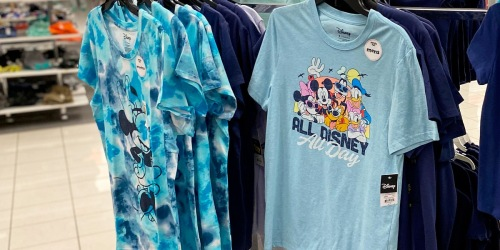 Up to 60% Off Disney Family Matching Tees + Free Shipping for Kohl's Cardholders