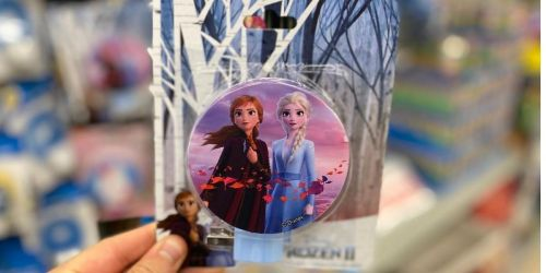 Character LED Night Lights Only $1 at Dollar Tree | Frozen, Avengers, Paw Patrol & More