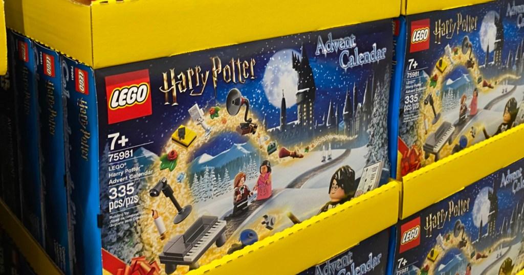 Harry Potter LEGO Advent Calendar 2020