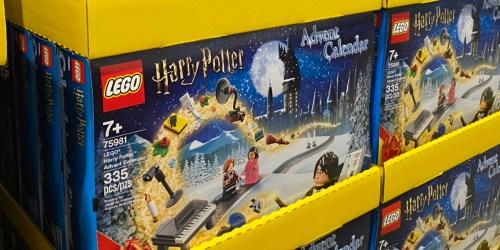 LEGO Harry Potter Advent Calendar Only $23.99 on Walgreens.com (Regularly $40)
