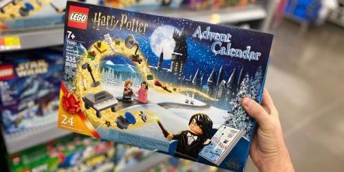 LEGO Harry Potter Advent Calendar Only $19.97 on Walmart.com