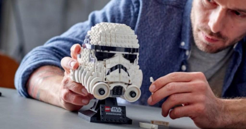 LEGO Star Wars Storm Trooper Helmet