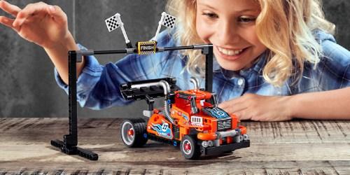 LEGO Technic Race Truck Building Kit Only $13.99 on Walmart.com (Regularly $20)
