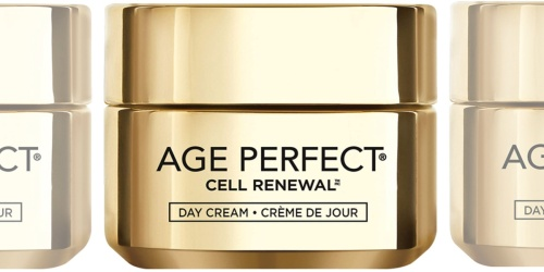 L'Oreal Age Perfect Day Cream w/ SPF 15 Just $11.87 Shipped on Amazon (Regularly $25)