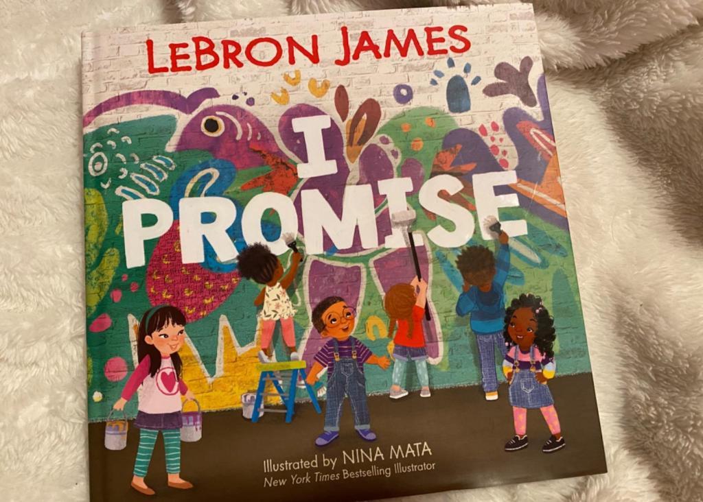 Lebron James I Promise