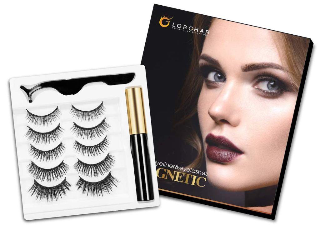 Lorchar Magnetic Eyelash & Liner Kit