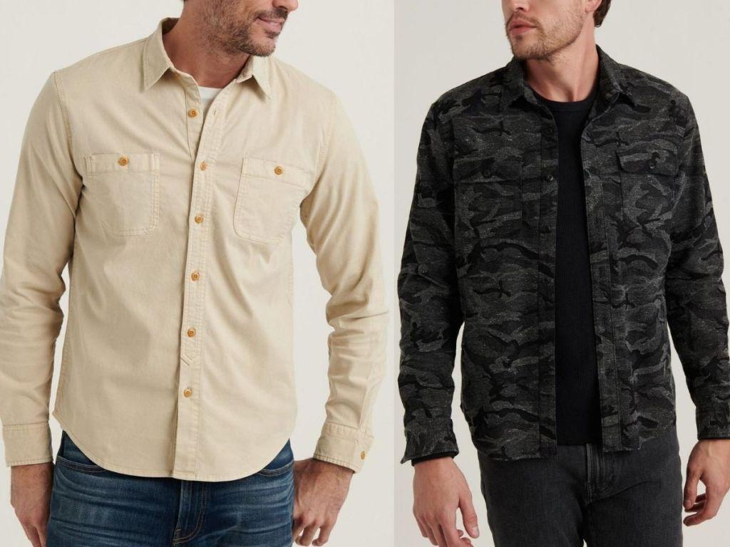 Lucky Brand Men's Shirts