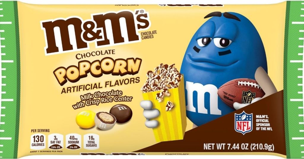 Popcorn M&M's