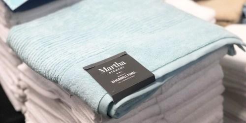 Martha Stewart Bath Towels Only $8 on Macys.com (Regularly $16) | Thousands of Five-Star Reviews