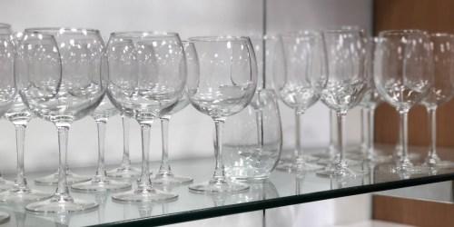 Martha Stewart 12-Piece Glassware Set Only $9.99 on Macys.com (Regularly $30)