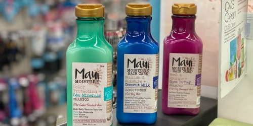 Maui Hair Care Products Only $3 After CVS Rewards