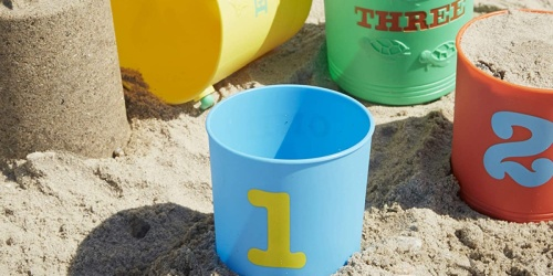 Melissa & Doug 4-Piece Nesting Pails Only $4.99 on Amazon (Regularly $10)