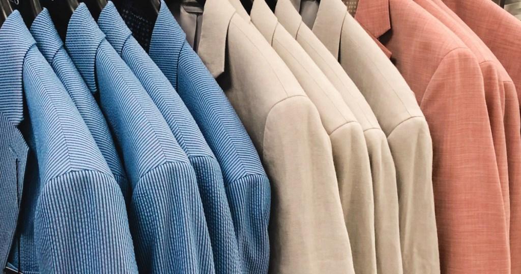 Men's Blazers and Sport Coats