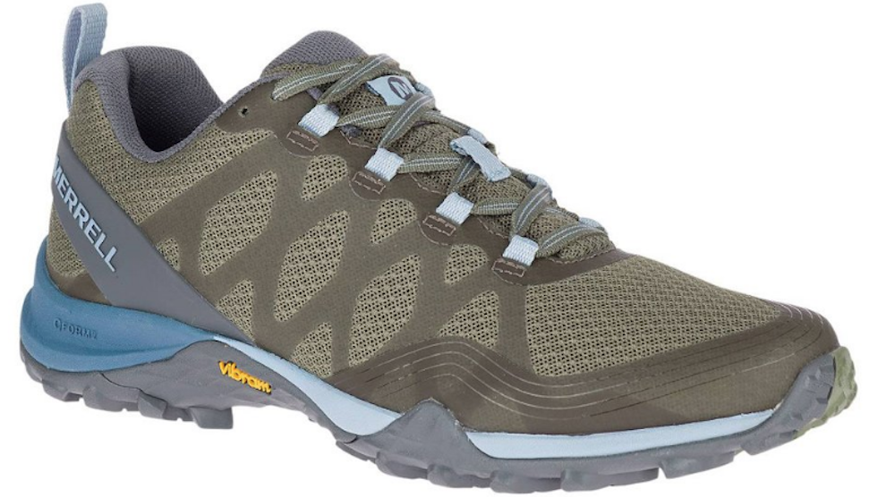 Merrell Vibram Gray Shoes