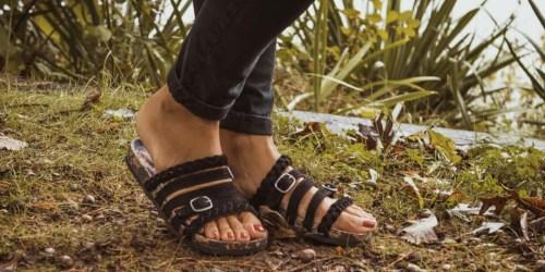Muk Luks Women's Sandals from $9.99 on Zulily (Regularly $45)