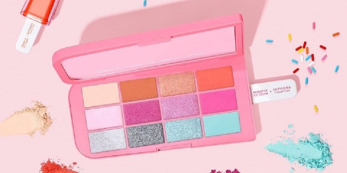 Sephora Ice Cream Eye Shadow Palette Only $9 Shipped + 2 FREE Samples