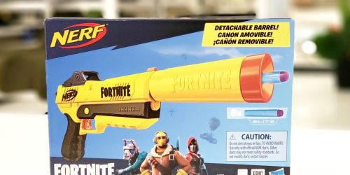 Buy 2, Get 1 Free NERF Guns & Accessories at Target | In-Store & Online