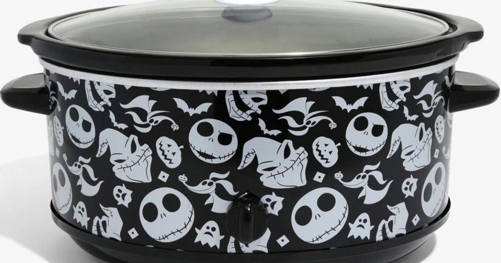 Nightmare Before Christmas Slow Cooker