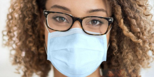 Non-Medical Disposable Face Mask 50-Count Only $3.99 Shipped | Just 7¢ Per Mask