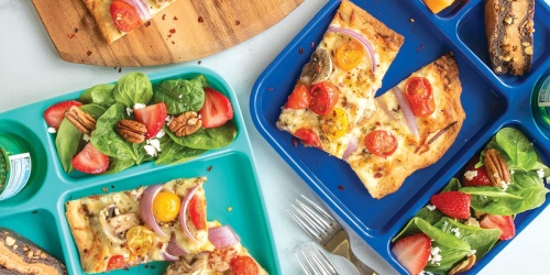4 Nordic Ware Meal Trays Only $11.73 on Amazon | Perfect for Kids & Picky Eaters