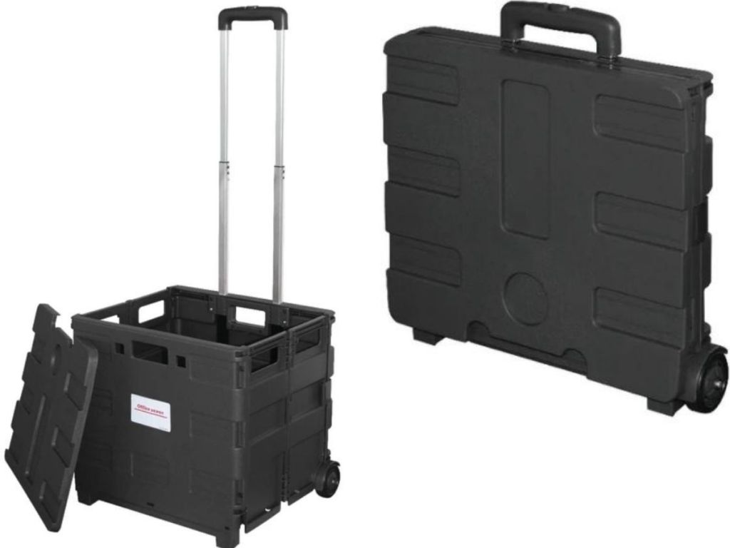 office depot rolling carts