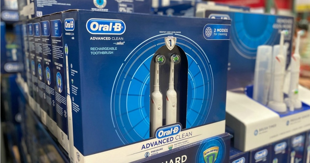 Oral B Pro Toothbrushes