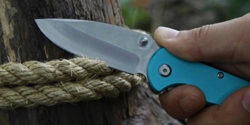 Ozark Trail Clip Knife Only $2 on Walmart.com (Regularly $10)