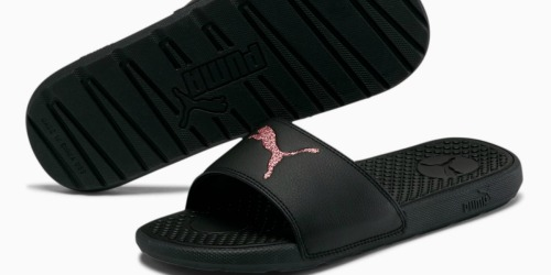 PUMA Women's Slides Only $9.99 Shipped (Regularly $30)