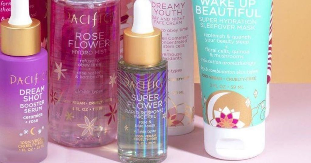 bottle of skin serum with dropper top