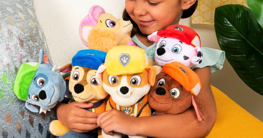 Paw Patrol 8.3 Plush Toys