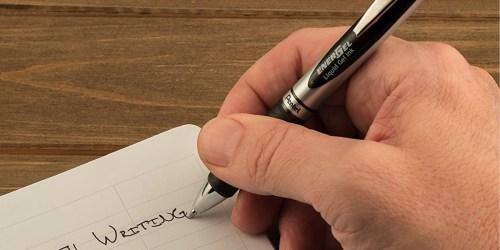 Pentel Gel Ink Pens 3-Packs Only $2.99 on Amazon (Regularly $10.50)
