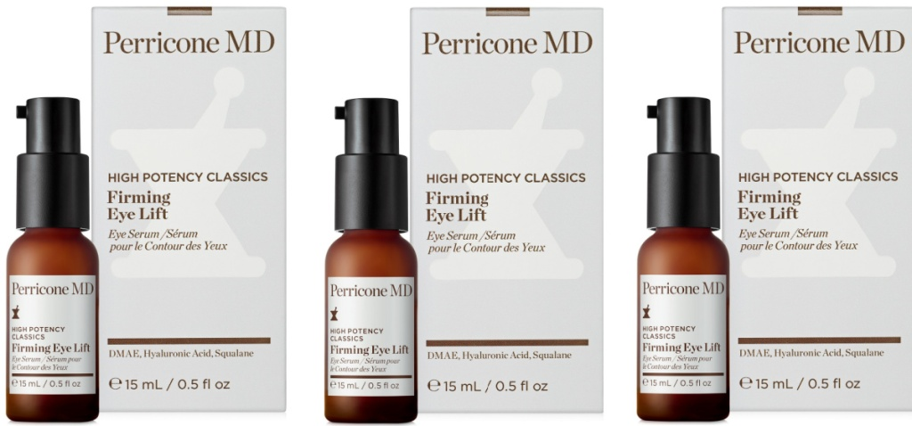 Perricone MD jars and boxes