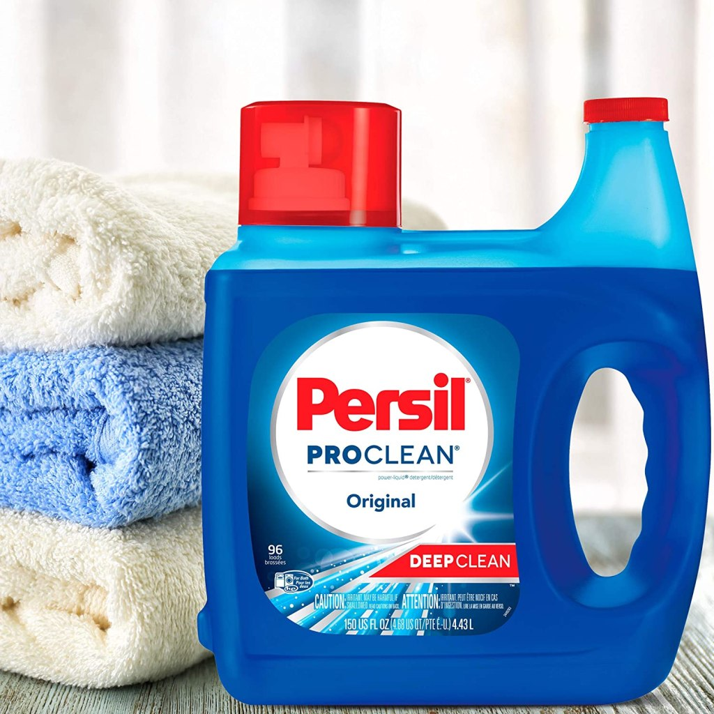 Persil Proclean 150 oz stock image