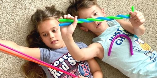 Keep Antsy Kids Entertained With These Under $10 Sensory Toys from Amazon