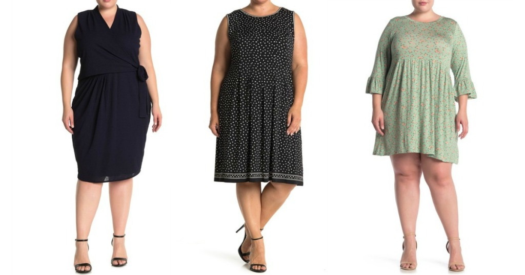 Plus Dresses at Nordstrom Rack