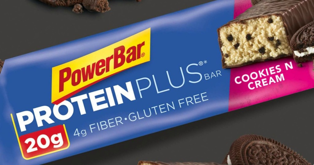 PowerBar Protein Plus Cookie Cream